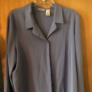 Lady Long Sleeve Dress Shirt - Liz Baker